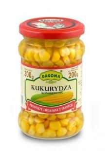 kukurydza konserwowa