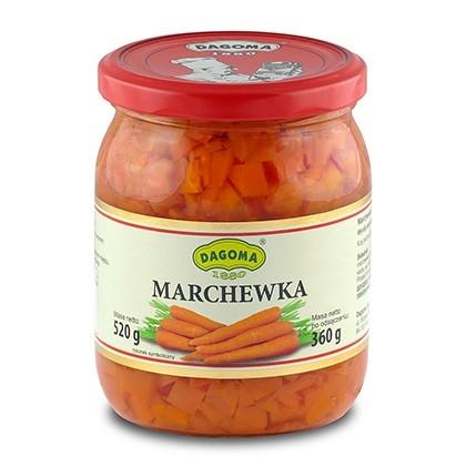 Marchewka-520g-l